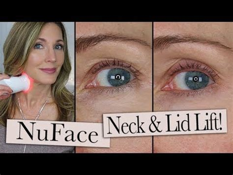 NuFace Trinity ELE + Wrinkle Reducer Review ~ Eyelid Lift