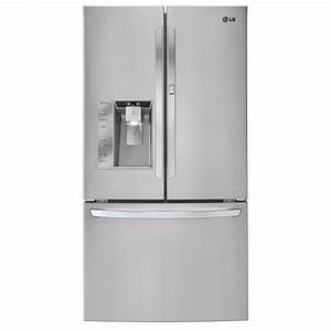 Diagram Of Lg Refrigerator