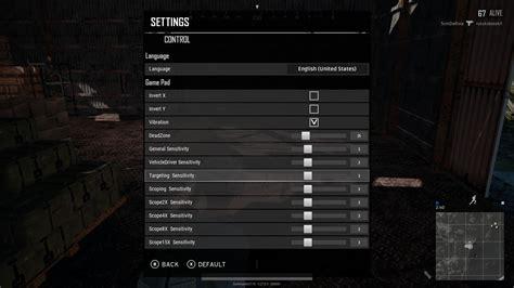 pubg les menus xbox  en image  gameplay de la carte