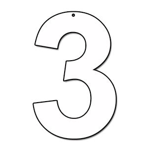 cut out letter b cardboard ea supplies cut out number 3 cardboard ea supplies 12226