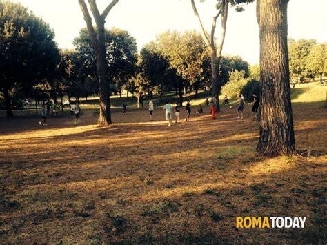 Parco Di Tor Tre Teste by Parco Tor Tre Teste Si Lavora Per Spostare Il Playground