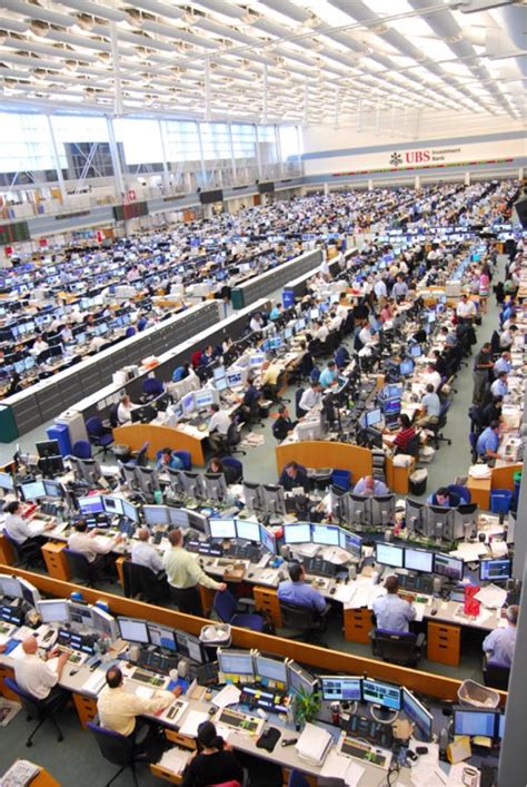 Ubs Trading Floor Stamford Ct by Profanity And The Financial Markets Continental Drift