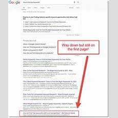 How To Get Your Website Noticed By Google? Let's Learn Seo  My Internet Quest