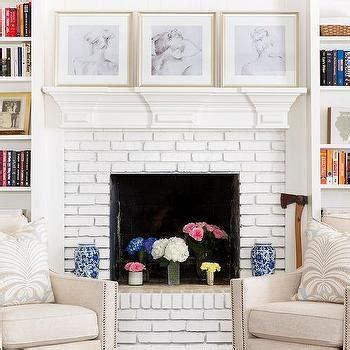 fireplace bookshelves design ideas