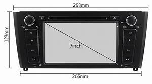 Android 8 1 Car Stereo For 1 Series Bmw E81 E82 2004