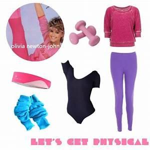 Halloween Costume? Let's Get Physical | DIY | Pinterest ...