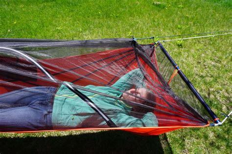 Air Hammock by Rei S Qd Air Hammock Tent Put To Test Gearjunkie