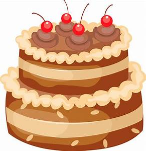 Birthday cake clip art free birthday cake clipart ...