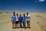 NASA Mars Mission Team