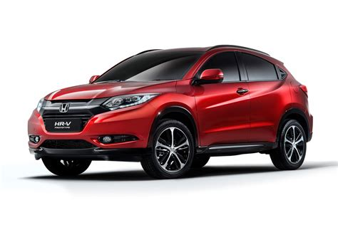 The Motoring World Honda To Launch Brand New Hrv Suv At