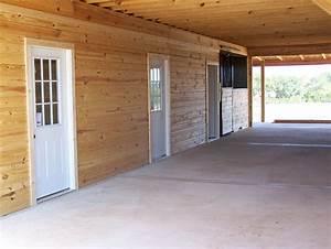 Interior design pole barn interior designs beautiful for Pole barn garage interior ideas