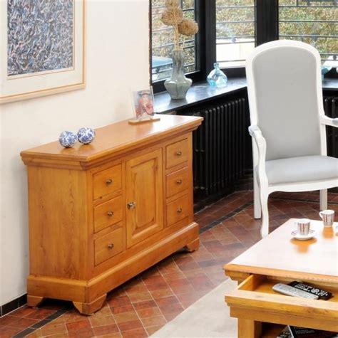 meuble cuisine pour salle de bain meuble d 39 entrée en chêne photo 10 10 style louis