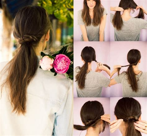 16 best cute ways to put ur hair up images on pinterest