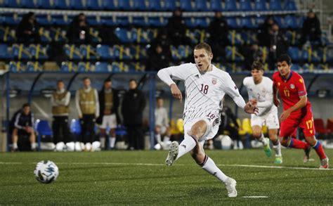 Par Latvijas futbola talantu Krolli interesējas Itālijas A ...