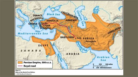 map collection persian empire  alexander  great