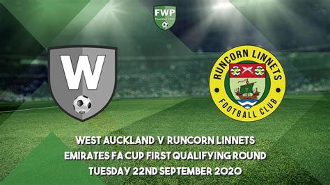 Emirates FA Cup First Qualifying Round | West Auckland 0 ...