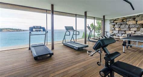 salle de sport nord magnifique villa de vacances avec superbe vue sur l oc 233 an en espagne construire tendance