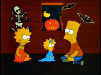 Treehouse Of Horror (the Simpsons Episode) Wikipedia