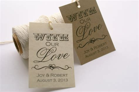 printable wedding favor tags   love  eventprintables