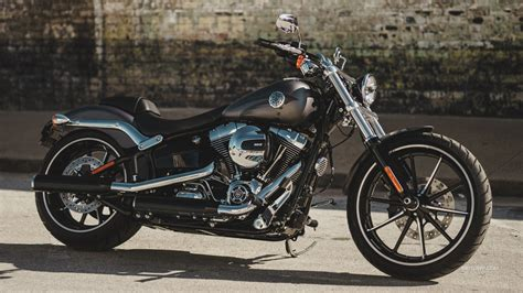 Harley Davidson Breakout 4k Wallpapers by Motorcycles Desktop Wallpapers Harley Davidson Softail