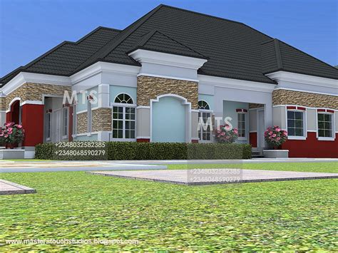 fresh bedroom bungalow design mr chukwudi 5 bedroom bungalow