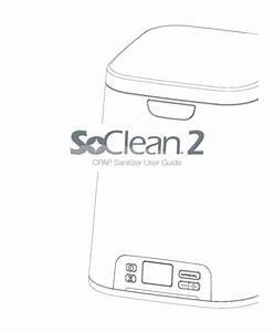 Soclean 2 User Manual