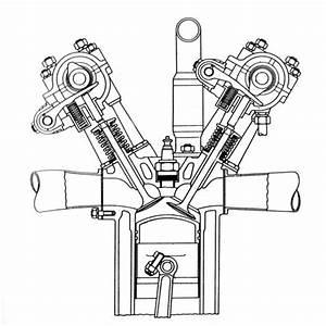 Henry 4-valve Dohc Engine