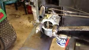 Briggs And Stratton Carburetor Linkage Diagram  Parts