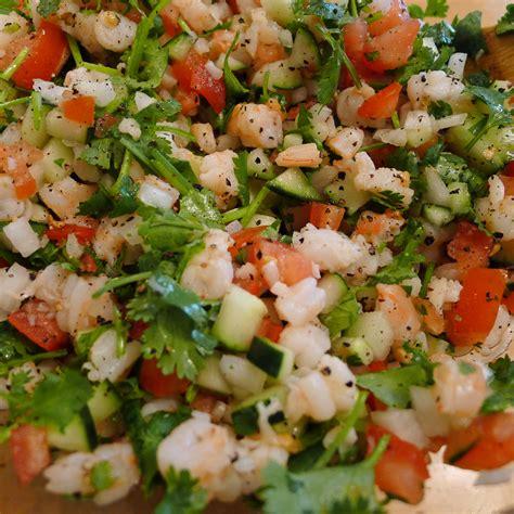 what is ceviche shrimp ceviche recipe dishmaps