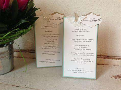 die menuekarten menu menuekarten kommunion deko und menue