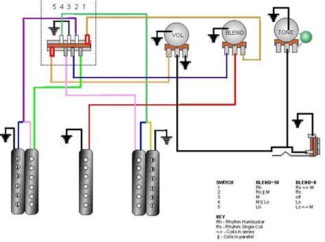 craig  giutar tech resource wiring diagrams   selector switch view diagram guitar mod