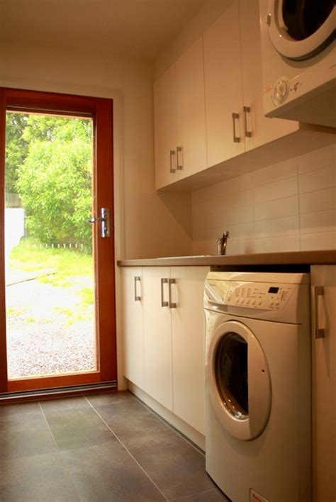 interior design shipping container homes 20 smart laundry ideas 17