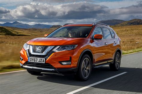new nissan 2017 new nissan x trail 2017 facelift review auto express