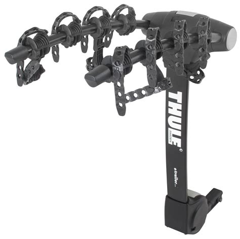 4 bike hitch rack thule vertex 4 bike rack for 1 1 4 quot and 2 quot hitches