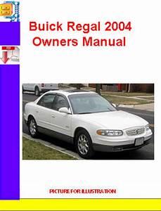 Buick Regal 2004 Owners Manual
