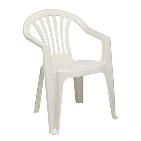 pipee plastic chair with arms stackable outdoor chairs