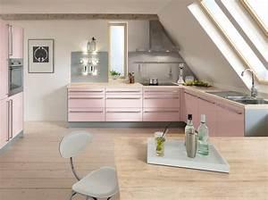 Cuisine Rose Poudré : la nouvelle couleur tendance le rose poudr ~ Melissatoandfro.com Idées de Décoration