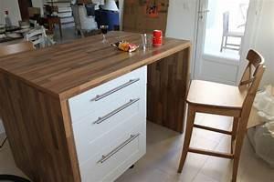 Plan De Travail Pour Bar : open bar vers une nouvelle maison ~ Melissatoandfro.com Idées de Décoration