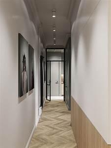 Un Appartement Classique Chic Par Cartelle Design  Planete Deco A Homes World