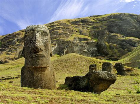 quarry  easter island national geographic society