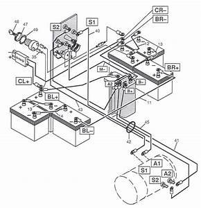 36 Volt Ezgo Wiring Diagram Accessory