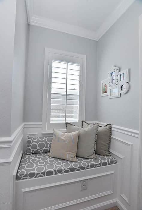 window seat ideas benches storage cushions designing idea