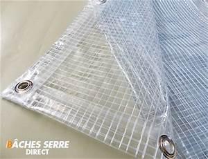 Bache Transparente Pour Serre : bache serre de jardin 400g m pvc 5 8 x bache ~ Dailycaller-alerts.com Idées de Décoration