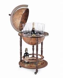 Globus Als Bar : zeitloser bar globus mit lenkrollen und innerem getr nkefach giunone classic zoffoli store ~ Sanjose-hotels-ca.com Haus und Dekorationen