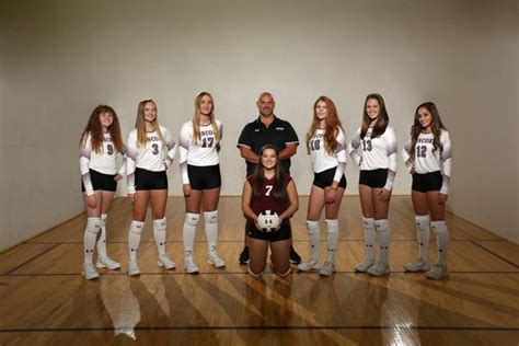 concord christian school girls junior varsity volleyball fall