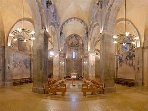 Emmaus Etoile Sur Rhone : abbaye b n dictine d 39 abu gosh l glise et la crypte ~ Premium-room.com Idées de Décoration
