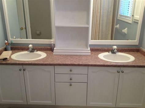 Bathroom Mirror Remodel by 17 Best Ideas About Large Bathroom Mirrors On