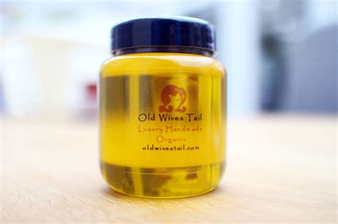 Old Wives Tail Organic Hair Oil Review