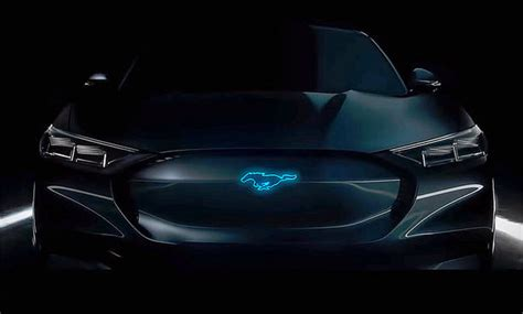2020 Ford Mustang Hybrid by Ford Mustang Hybrid 2020 Neue Informationen