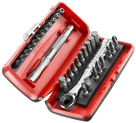 avis coffret cliquet porte embouts de la marque facom cl 233 s tournevis boite 224 outils